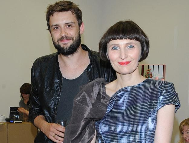Tomek Makowiecki i Reni Jusis mają dwójkę dzieci /MWMedia