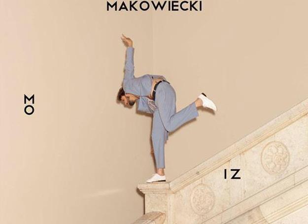 """Tomek Makowiecki na okładce płyty """"Moizm"""" /"""