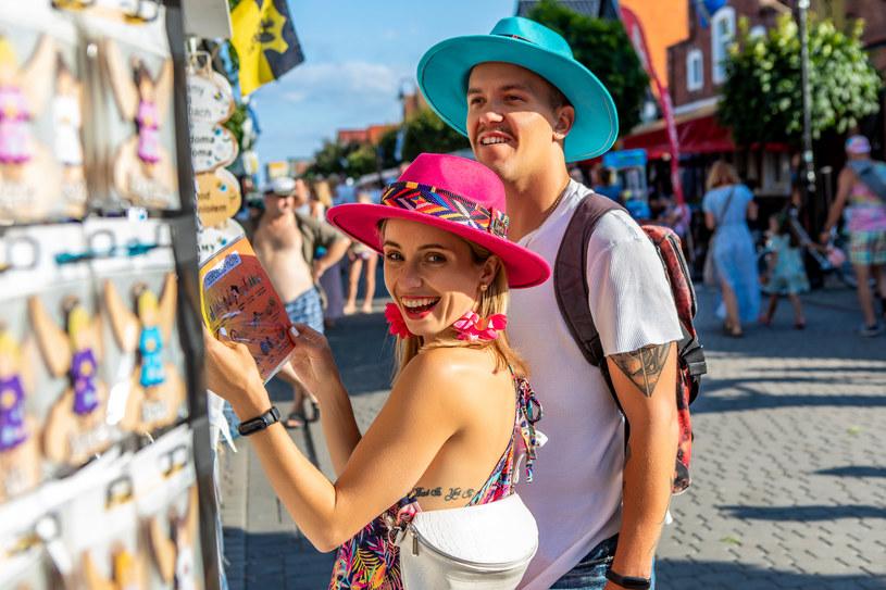 Tomek Torres z żoną Pauliną podróżują po Polsce i bardzo sobie to chwalą /archiwum prywatne