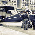 Tommy Fitz: Po pijaku ukradł samolot. Wylądował w... centrum miasta
