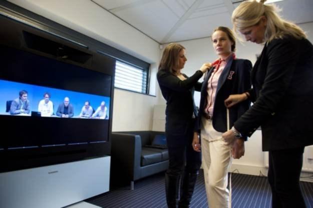 Tommy Hilfiger  - kolejna firma, która korzysta z telepresence /materiały prasowe