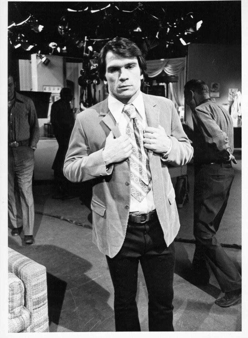"Tommy Lee Jones w 1971 roku na planie mydlanej opery ""One Life To Live"" /Michael Ochs Archives /Getty Images"