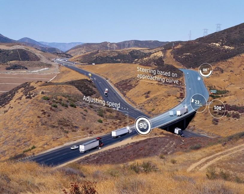 TomTom chce, by kierowcy ciężarówek zużywali mniej paliwa /materiały prasowe