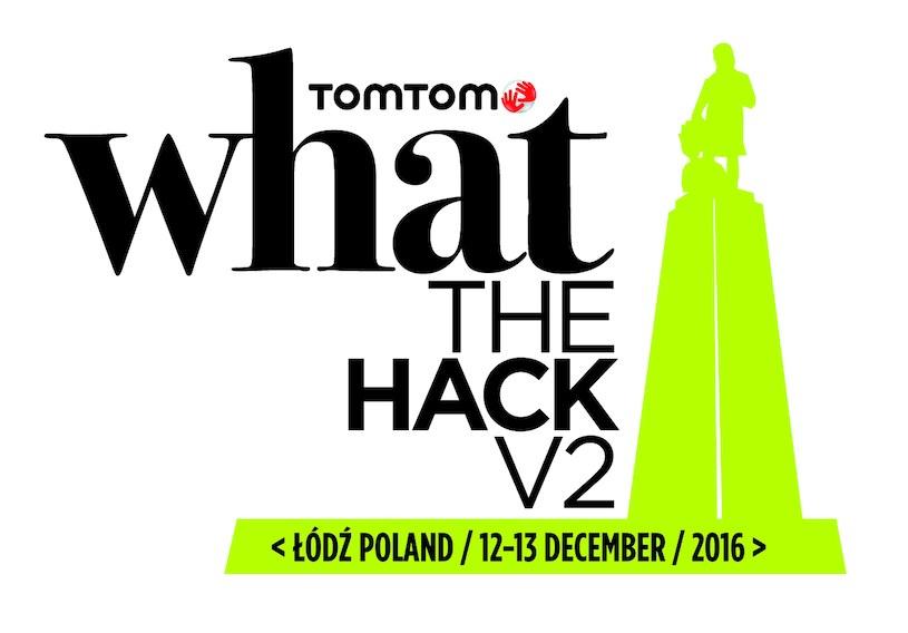 TomTom Hackathon /materiały prasowe