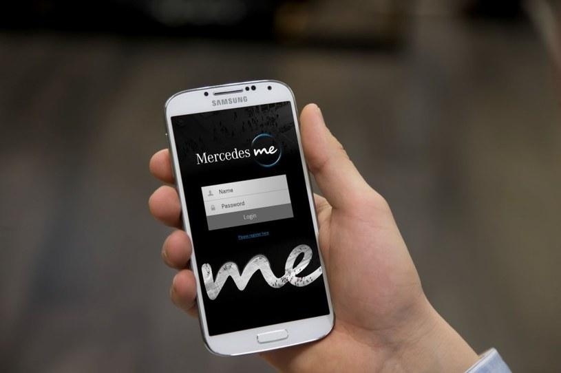 TomTom wkracza do aplikacji Mercedes me /materiały prasowe