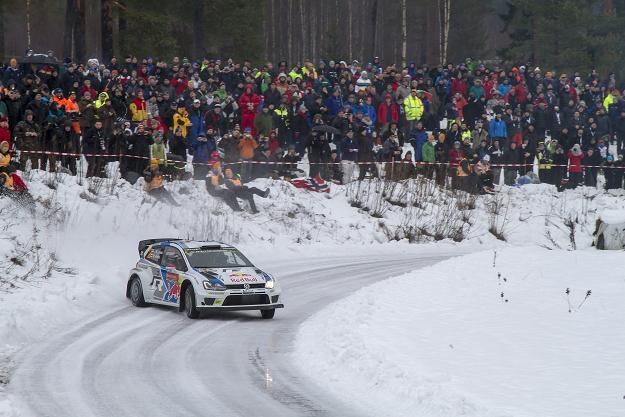 Ton rywalizacji nadaje Jari-Matti Latval /AFP