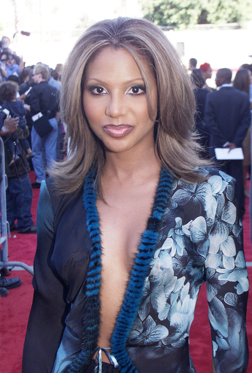 Toni Braxton w 2000 roku /Kevin Winter /Getty Images