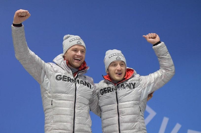 Toni Eggert i Sascha Benecken /AFP