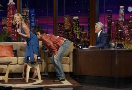 Tonight Show with Jay Leno /AFP