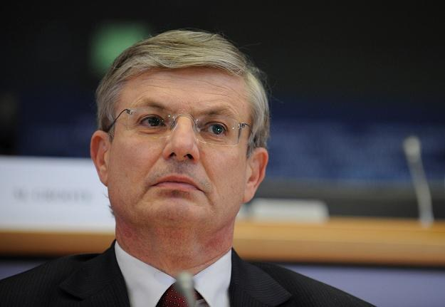 Tonio Borg, komisarz UE ds. zdrowia /AFP