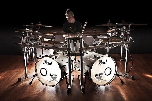 Tonmi Lillman dołączył do Lordi w 2010 roku /oficjalna strona wykonawcy