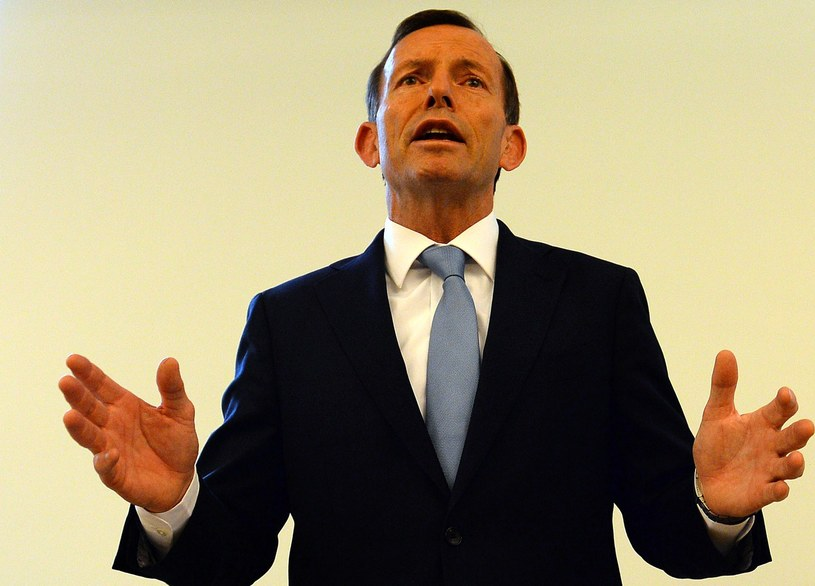 Tony Abbott /AFP