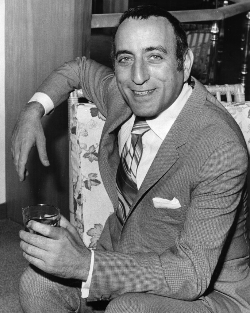Tony Bennett /Central Press /Getty Images