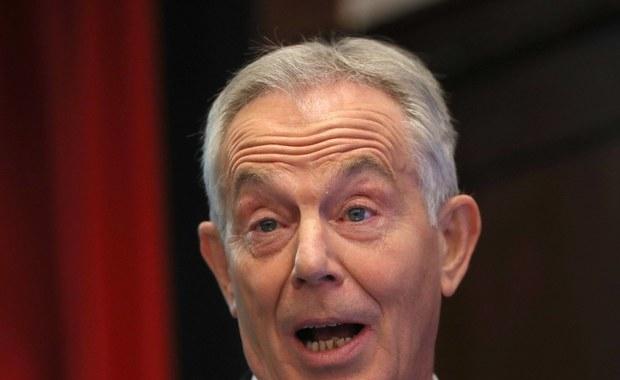 Tony Blair złamał zasady kwarantanny?