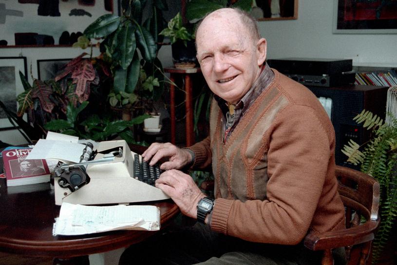 Tony Halik, 1990 r. /Ireneusz Sobieszczuk /Agencja FORUM