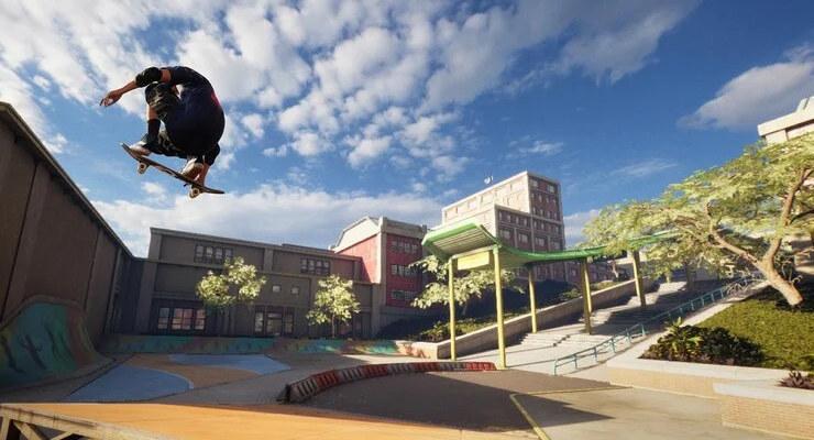 Tony Hawk's Pro Skater 1+2 /materiały prasowe