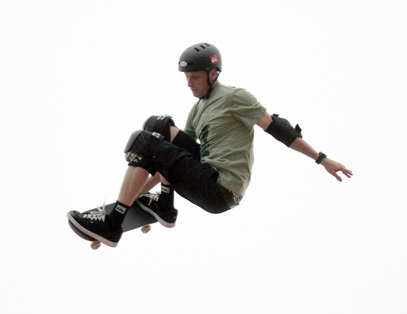 Tony Hawk /Newspix