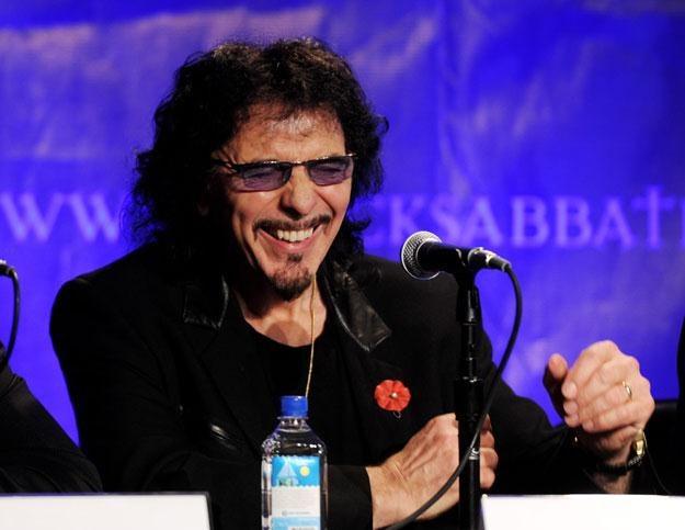 """Tony Iommi: """"Nie tego oczekiwałem pod choinkę"""" fot. Kevin Winter /Getty Images/Flash Press Media"""