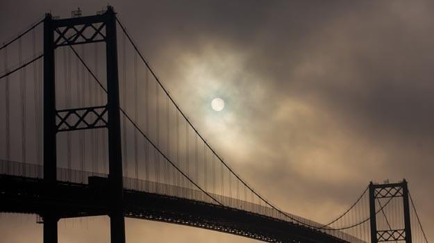Tony Scott odebrał sobie życie skacząc z mostu Vincenta Thomasa - fot. Jonathan Gibby /Getty Images/Flash Press Media