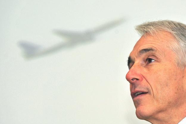 Tony Tyler, szef IATA /AFP