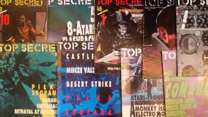 Top Secret /materiały prasowe