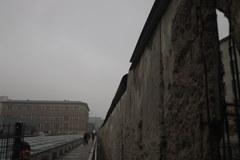 Topografia Terroru - fragmenty muru Berlińskiego