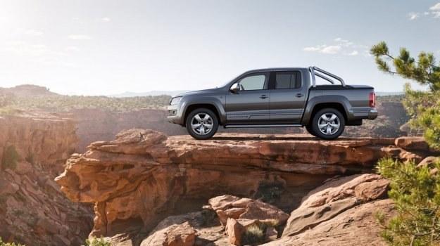 Topowy Amarok Ultimate /Volkswagen