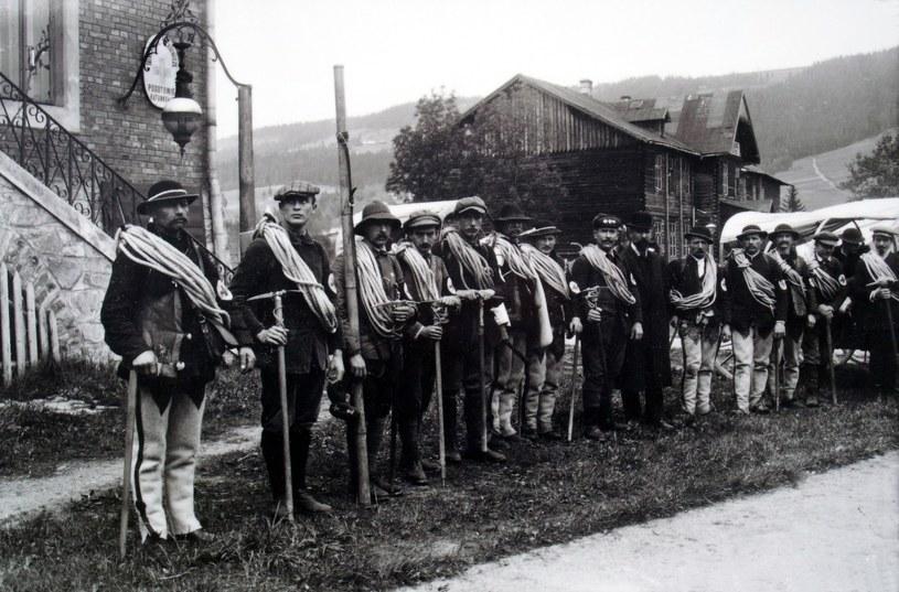 Toprowcy ratują życie turystom już ponad 100 lat. /Krzysztof Chojnacki /East News