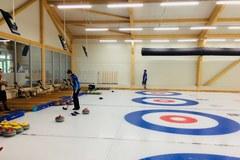 Tor do curlingu otwarty w Łodzi