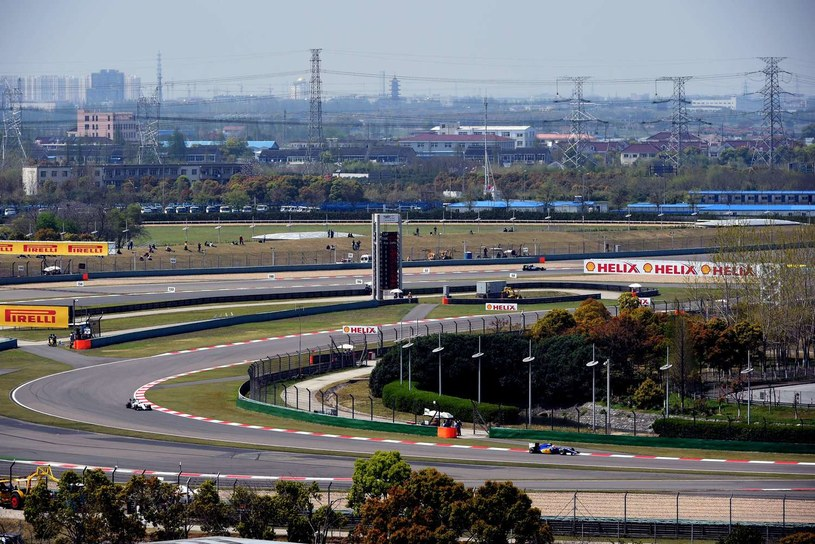 Tor Formuły 1 w Szanghaju /AFP