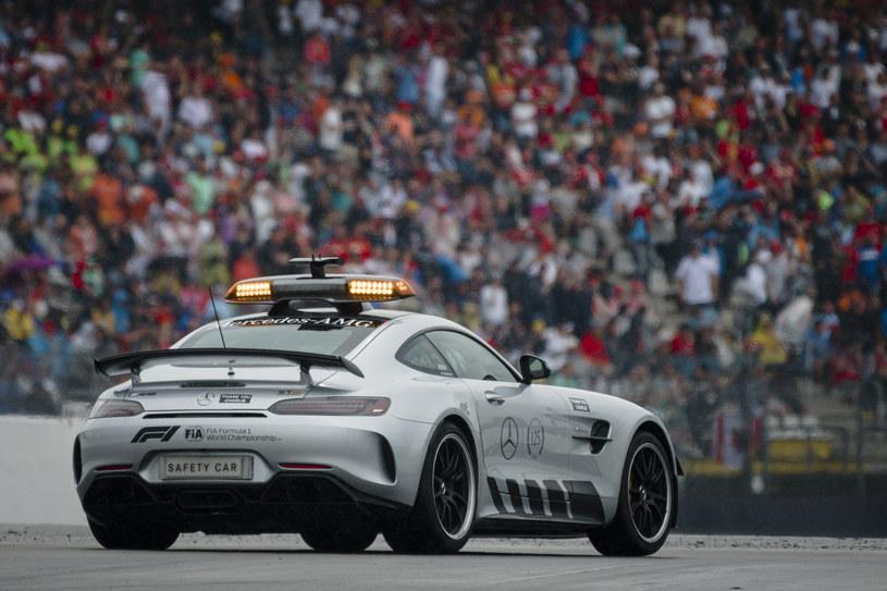 Tor Hockenheim w tym roku nie będzie gościł bolidów F1? /Getty Images