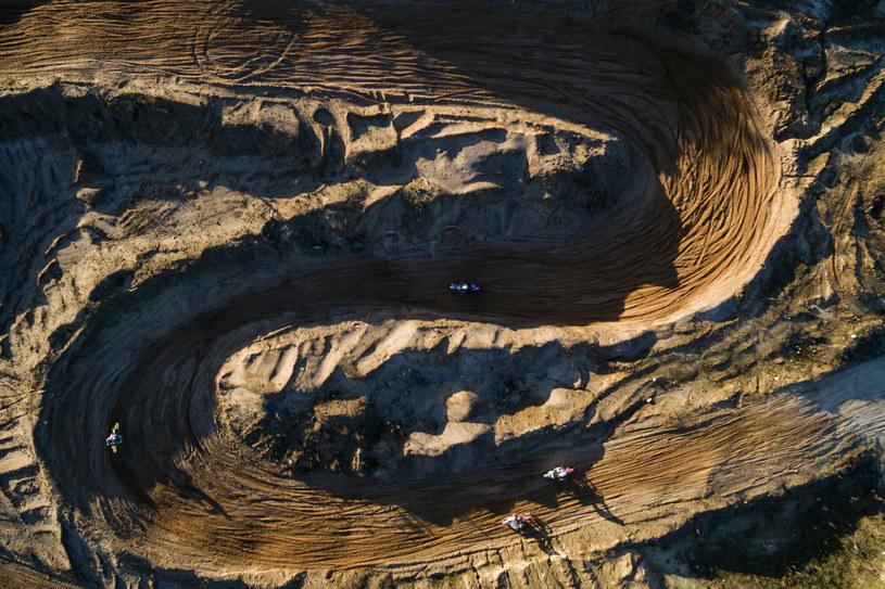 Tor motocrossowy, zdj ilustracyjne /Mateusz Grochocki Exclusive /East News