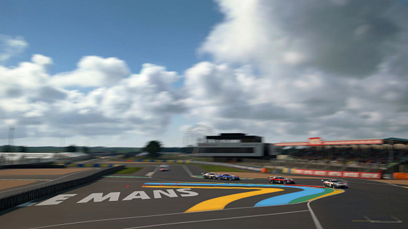 Tor w Le Mans /Clive Rose - Gran Turismo /Getty Images