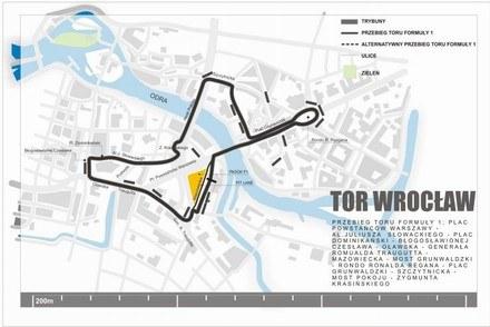 Tor Wrocław /