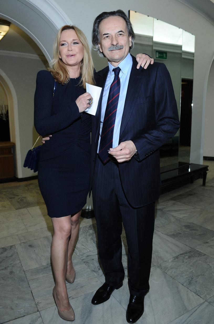 Torbicka nie ukrywa, że jest o męża zazdrosna  /Andras Szilagyi /MWMedia