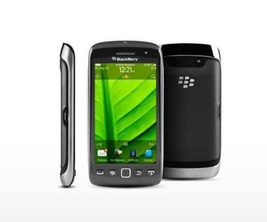 Torch 9860 - pochodnia BlackBerry gaśnie