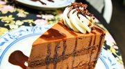 Torcik czekoladowo - cynamonowy
