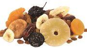 Torcik z bitą śmietaną i nektarynkami