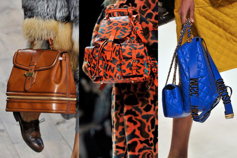 Torebka w kształcie plecaka to doskonałe rozwiązanie dla kobiety, która lubi wygodę /East News/ Zeppelin