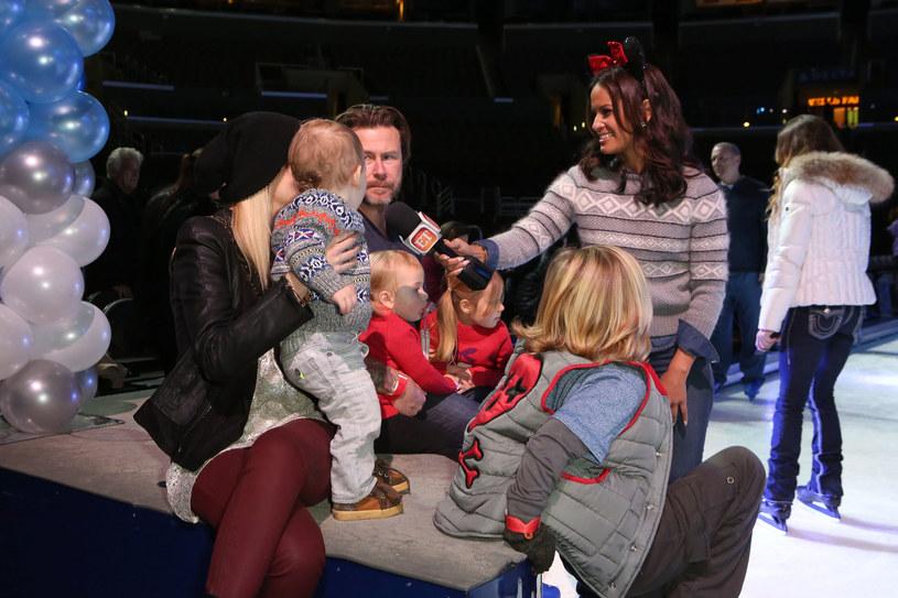 Tori Spelling i Dean McDermott mają czworo dzieci /Ari Perilstein /Getty Images