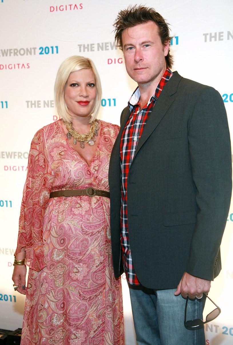 Tori Spelling i Dean McDermott pobrali się 8 lat temu /Astrid Stawiarz /Getty Images
