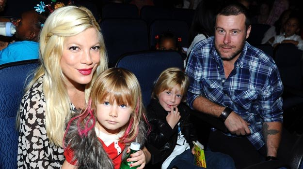 Tori Spelling spędzi święta z rodziną - fot. Michael Buckner /Getty Images/Flash Press Media