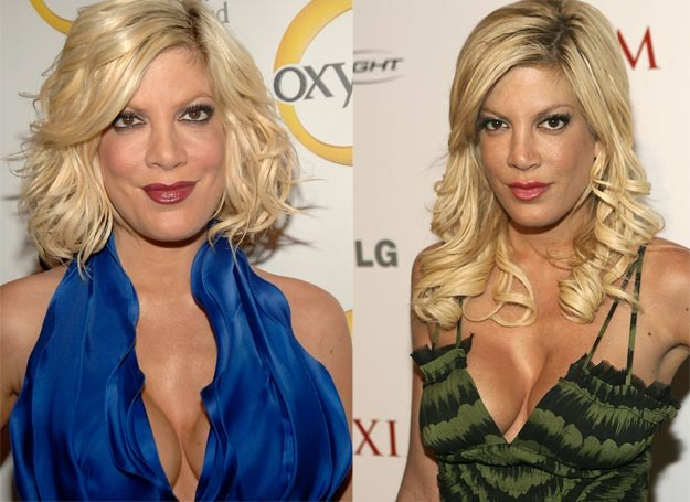 Tori Spelling /Getty Images/Flash Press Media