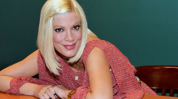 Tori Spelling /Slaven Vlasic /Getty Images
