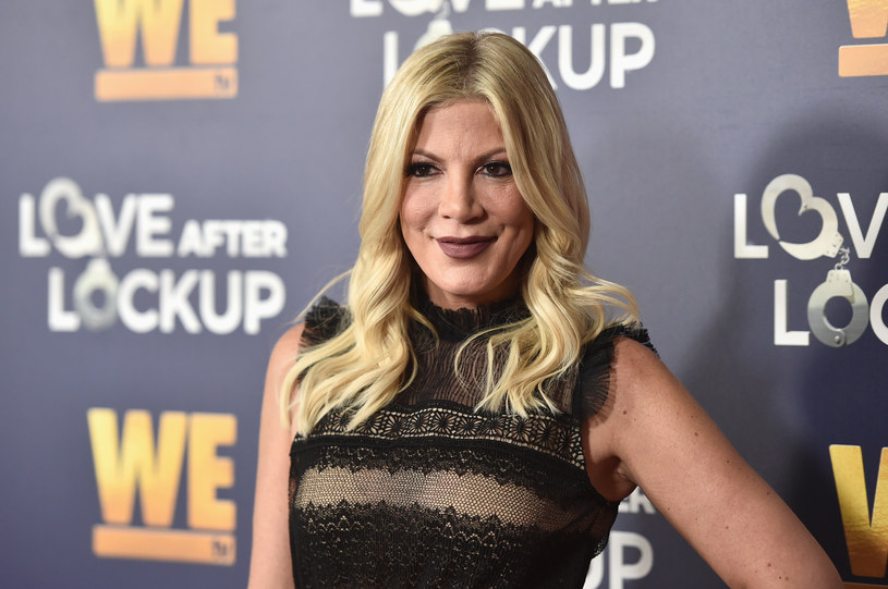 Tori Spelling /Getty Images /Getty Images