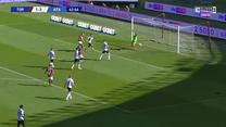 Torino - Atalanta Bergamo 2-4 - skrót (ZDJĘCIA ELEVEN SPORTS). WIDEO