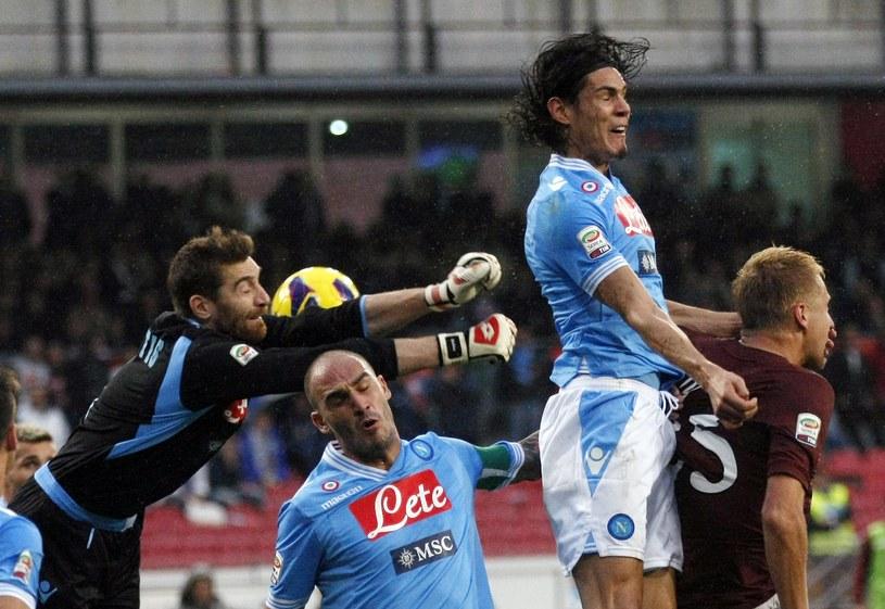 Torino Kamila Glika zremisowało z Napoli /AFP