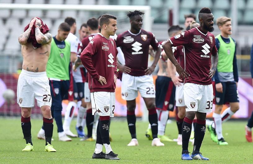 Torino nie chciało grać w rocznicę tragedii /PAP/EPA/ALESSANDRO DI MARCO /PAP/EPA
