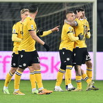 Torino - Udinese 2-3 w meczu 11. kolejki Serie A. Całe spotkanie Karola Linettego