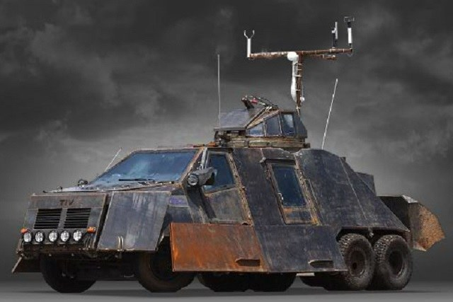 Tornado Intercept Vehicle 2 /INTERIA.PL/materiały prasowe